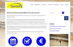 Logo Badminton Duinstreek